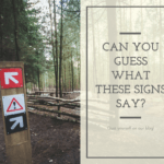 Can you guess what these signs say?