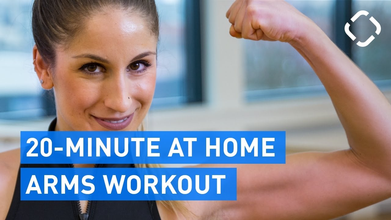 20-Minute Arm Workout