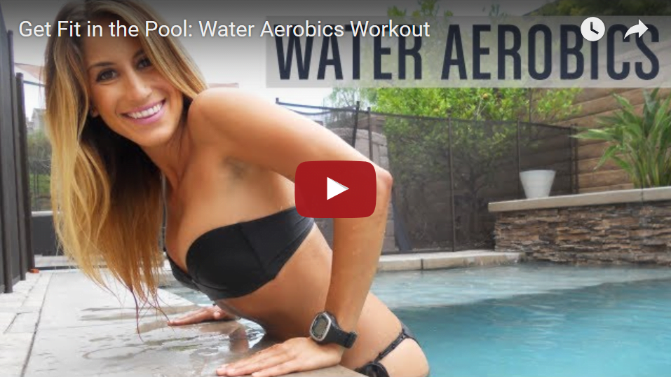 Have You Ever Tried Water Aerobics?