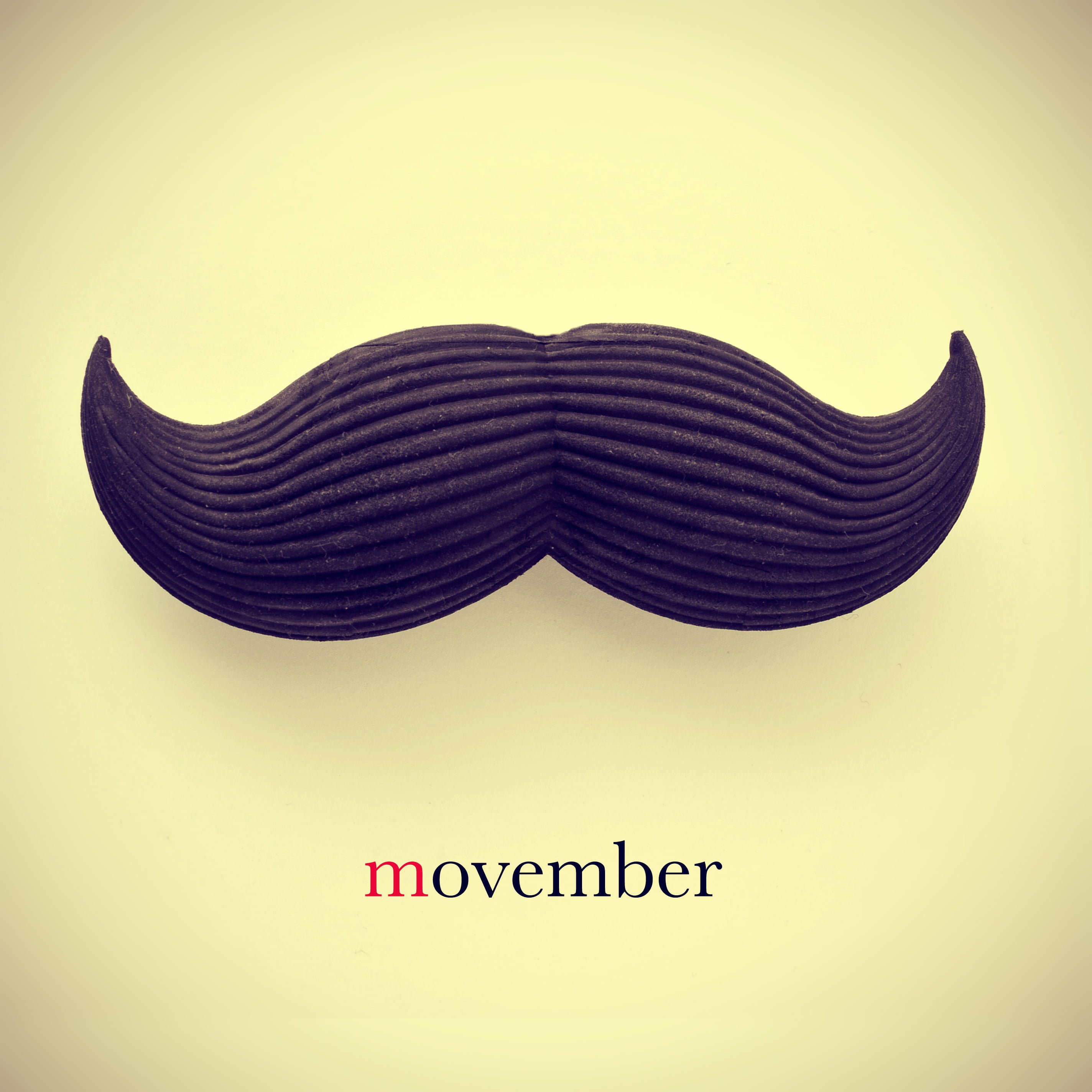 200 Years of American Facial Hair: Movember 2016