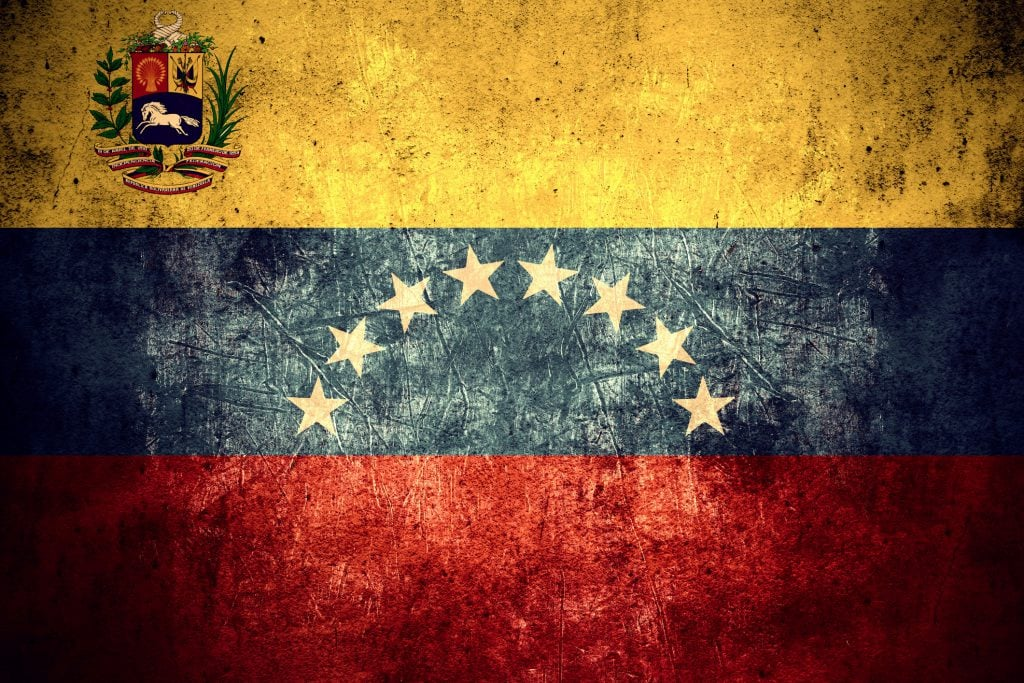 South American Flag