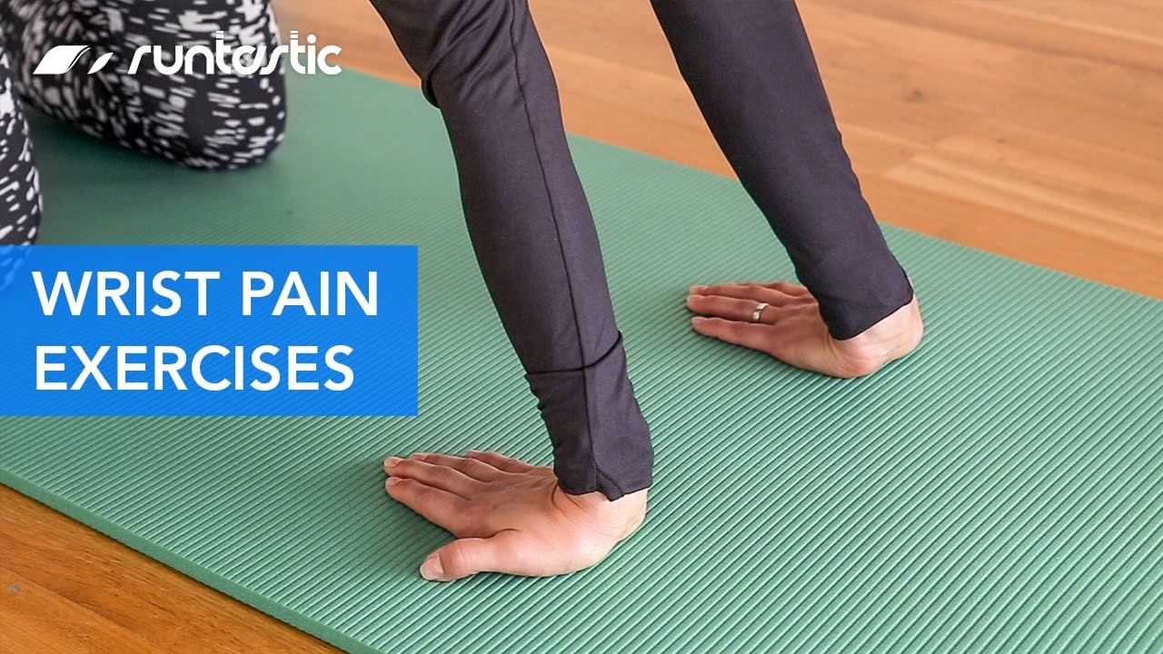 Exercises to Get Rid of Wrist Pain