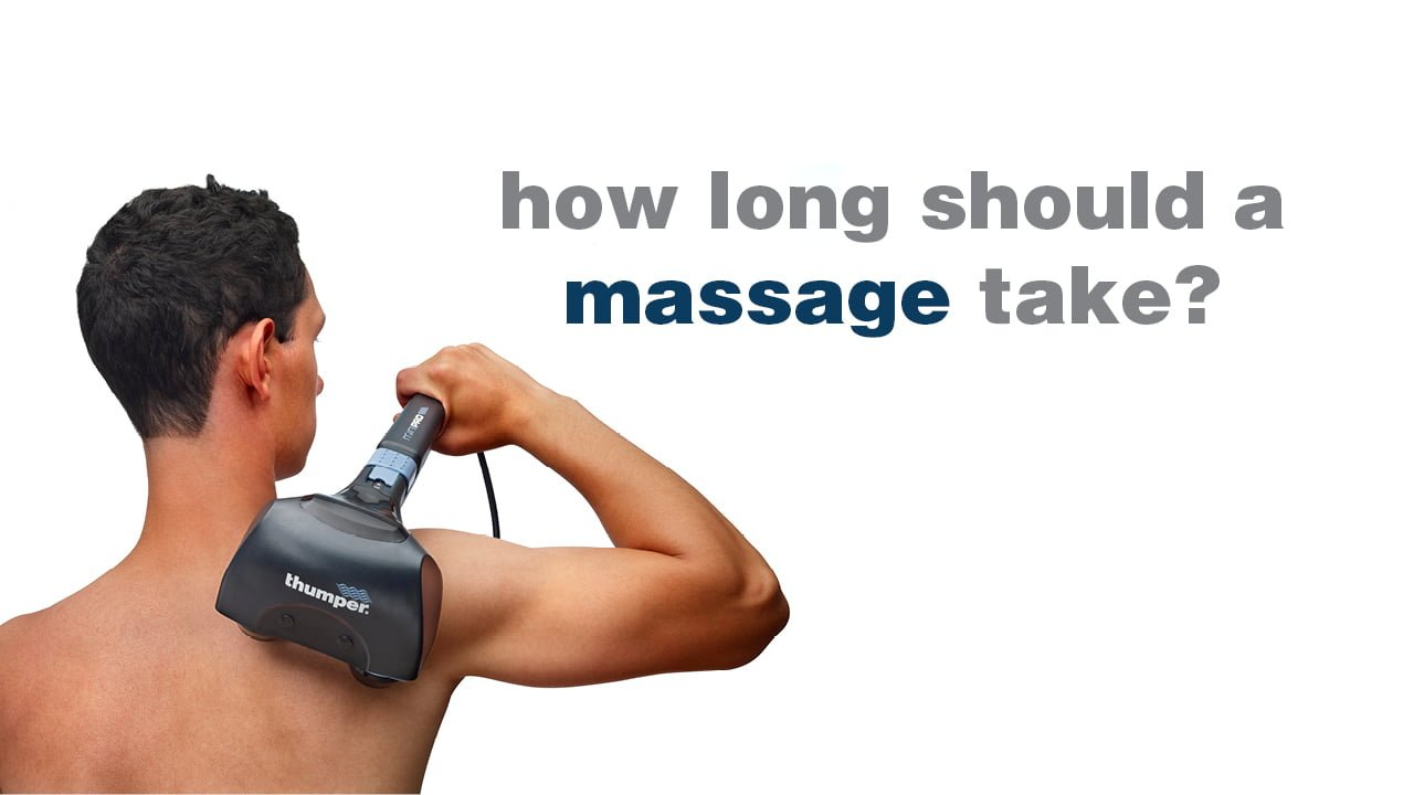 FAQ – How long should a massage take? | Maximize the efficiency and benefits of your massage session